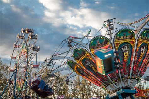 carnival info alaska state fair