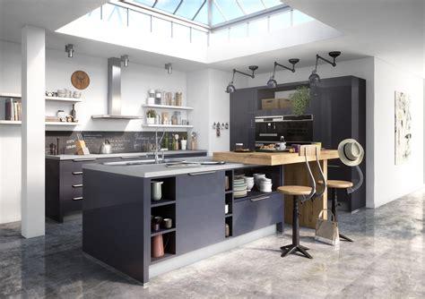 cuisine dans loft réussir l aménagement d une cuisine dans un loft