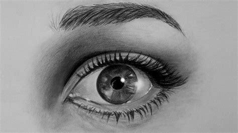 tutorial  disegnare  occhio realistico passo