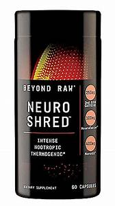 Beyond Raw Neuro Shred Review  Is This Fat Burner Any Good