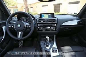 Bmw Série 1 Lounge : essai bmw s rie 1 restyl e 118d m sport actu automobile ~ Gottalentnigeria.com Avis de Voitures