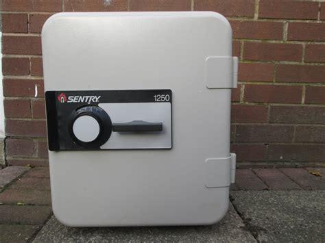 sentry safe lost key sentry 1250 combination lock safe opening paladin safe
