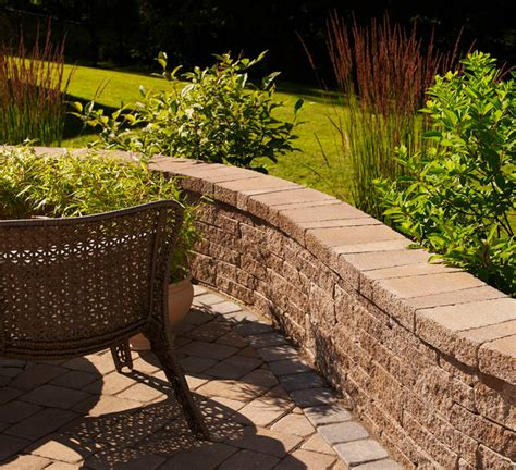 10 highest quality smooth concrete background jpegs. Retaining and Decorative Stone Walls - Landscaping Stones ...