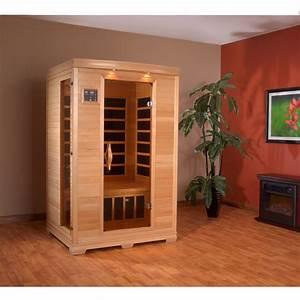 2 Mann Sauna : lunar 2 person sauna 2 backrests ionizer ~ Lizthompson.info Haus und Dekorationen