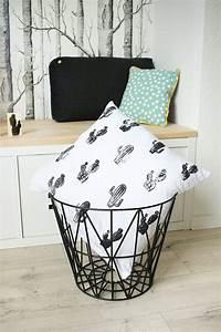 Kissenbezug Selbst Gestalten : do it yourself textilmuster mit stempeln selbst gestalten ~ Frokenaadalensverden.com Haus und Dekorationen