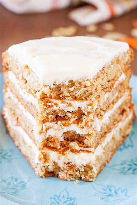 layer moist carrot cake  pkp
