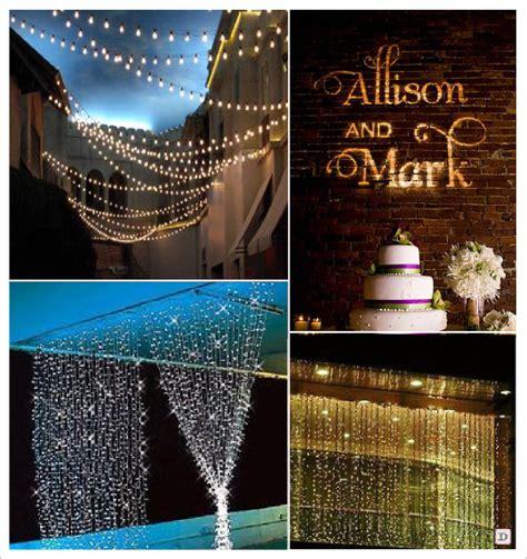 decoration salle mariage lumiere illumination