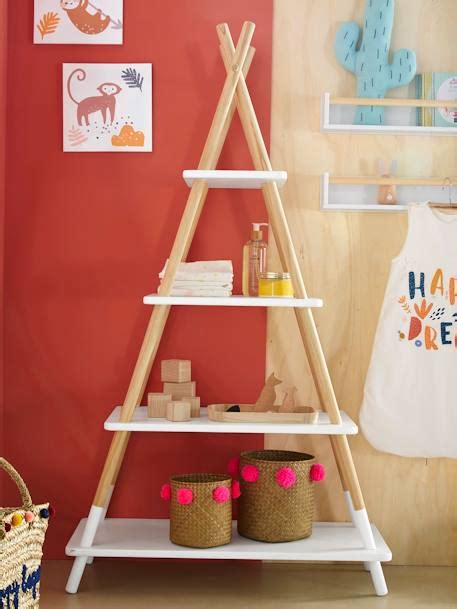 Tipi Regal Kinderzimmer by Vertbaudet Regal Quot Tipi Quot F 252 R Kinderzimmer In Wei 223