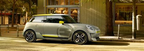 An All-Electric Mini Cooper Concept Is Coming to Frankfurt ...