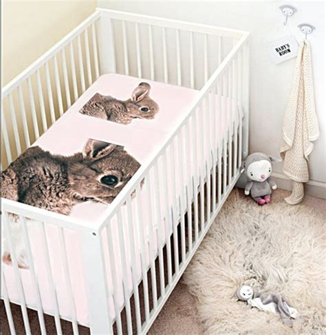Rabbit Bedding by Realistic Rabbit Bedding Bunny Bed Sheets