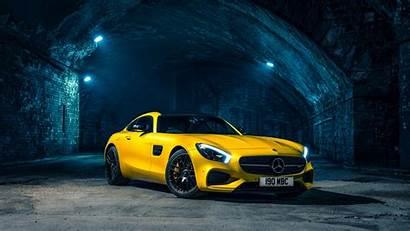 Mercedes Benz Amg Gt Background
