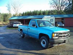 1993 Chevrolet W  T 1500 4x4 1 Owner Rust Free All Original