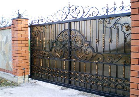Portail En Fer Fabricant Portail Portillon Grille Cl 244 Ture En Fer Forg 233 M 233 Tallique Acier Ferronnerie