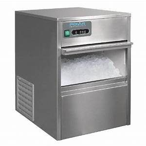 Polar G-series Countertop Ice Machine 20kg Output