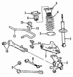 94 Lrear Strut Rod Bushing Problem - Clublexus
