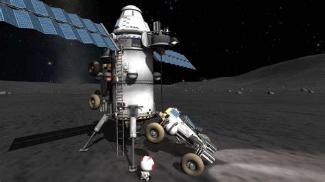 kerbal space program orbit ksp system mod stable attachment kas rocket server wallpapers into mods hosting sci fi simulator building