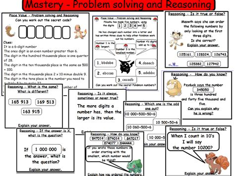 place value year 5 pack by jreadshaw teaching resources