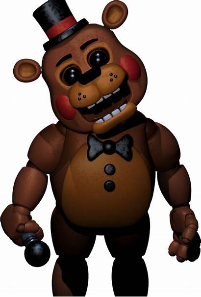 Freddy Toy Fnaf Parte Five