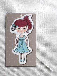 100 fashion boutique tags clothing tags price tags cute doll With cute clothing tags