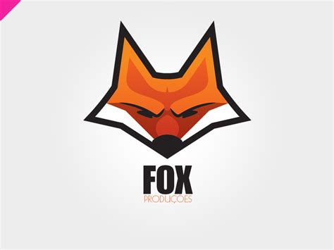 Fox Logo By Designnerd On Deviantart