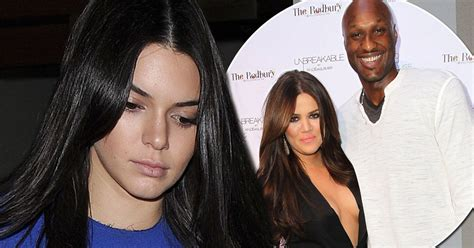 Kendall Jenner begs Lamar Odom to stay alive with ...
