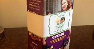 Girl Scouts: Cookie Box Wrap Thank Yous - FREE Printable ...