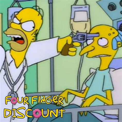 Download Four Finger Discount (Simpsons Podcast) - Who ...