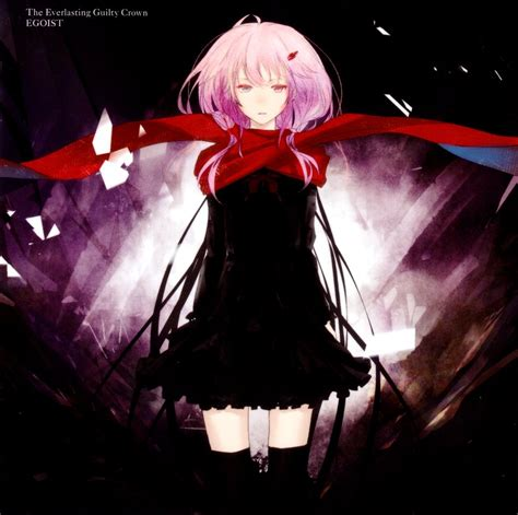 guilty crown rosub anime kage the everlasting guilty crown cover by dominlol on deviantart
