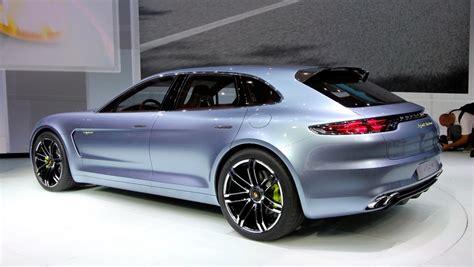 Porsche Panamera Weight
