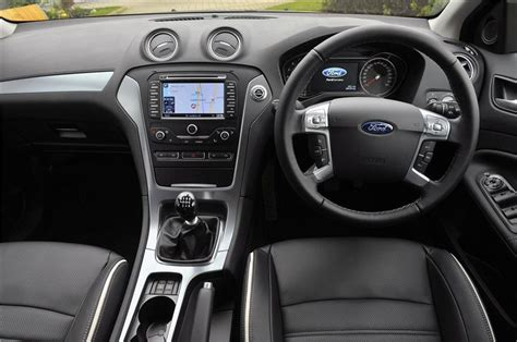 ford mondeo range topped  tailed motoring news