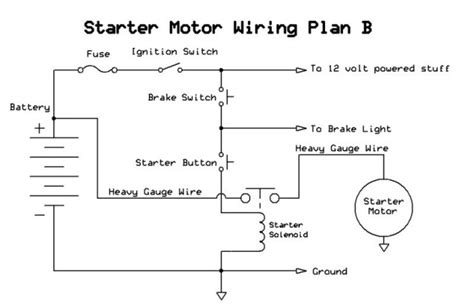 4 wire ignition switch diagram atv hobbiesxstyle