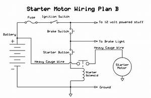 32 4 Wire Ignition Switch Diagram Atv