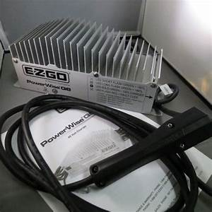 Ez Go Power Wise Charger Wire Diagram 9153610