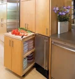 petit n駮n de cuisine gain de place pour une cuisine 20 exemples inspirants