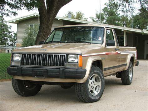 daily turismo pioneer longbed  jeep comanche mj