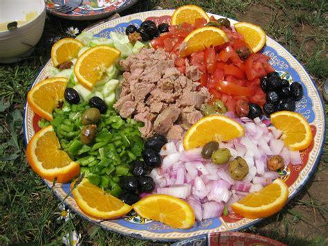 cuisine marocaine salade salade marocaine