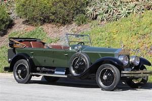 1926 Rolls Royce Silver Ghost