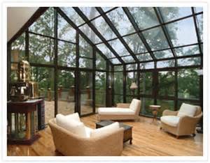 interior designs for small homes glass room the combination of garden and living