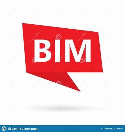 Bim Building Bubble Acronym Modeling Speach