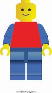 Free Lego Man Vector - Vector download
