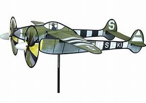 airplane spinner p38 lightning 26316 With superior moulin a vent decoration jardin 2 decoration jardin moulin 224 vent