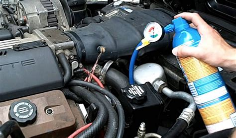 auto air conditioning service 1993 mitsubishi truck electronic toll collection how to test and recharge your car s air conditioning unit carponents