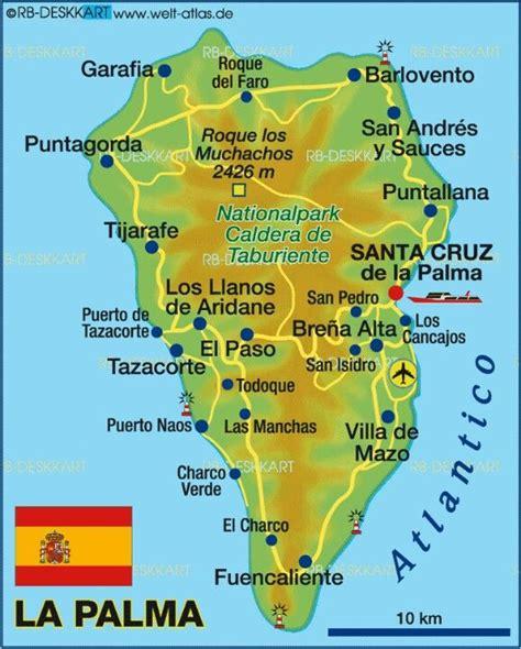 La Palma Canary Island Travel En 2019