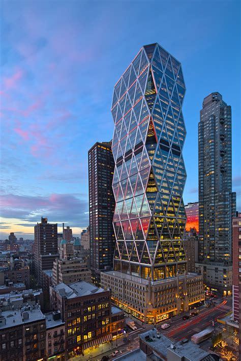yorks hearst tower wins prestigious  year award