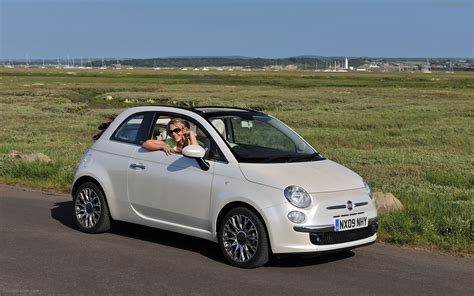 New Fiat 500 C Widescreen Exotic Car Picture 07 Of 48