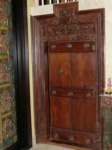 Antique Door For Bedroom Asian Bedroom Other Metro