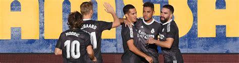 Villarreal-Real Madrid: 1-1: El Madrid suma un punto ante ...