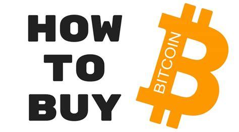 where do i buy bitcoins how to buy bitcoins cryptofu
