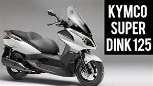 Kymco Super Dink 125 Scooter