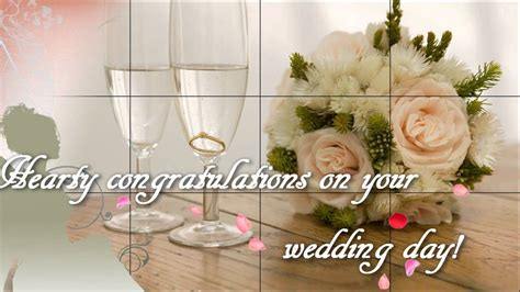 hearty congratulations   wedding day desicommentscom